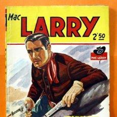 MAC LARRY - Nº 12 - EL VALLE DE LAS CALAVERAS - EDICIONES CLIPER -
