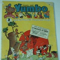 Tebeos: YUMBO Nº 44 -- CLIPER - ORIGINAL. Lote 45926023