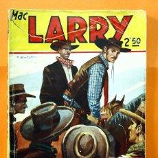 MAC LARRY - Nº 27 - PISTAS EN RIO LADRON - EDICIONES CLIPER -