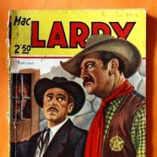 Tebeos: MAC LARRY - Nº 11 - BAT VALENTINO GASTA CALIBRE 45 - EDICIONES CLIPER -. Lote 45933091