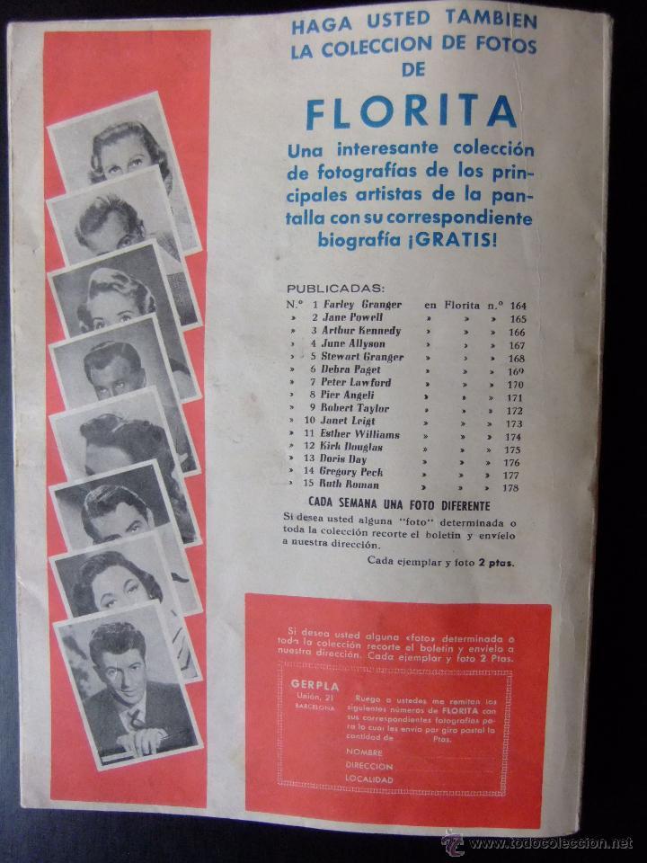 Tebeos: ALBUM FLORITA EDITORIAL GERPLA - Foto 2 - 45992964