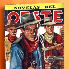 Giornalini: NOVELAS DEL OESTE - Nº 9 - RURALES DE TEJAS - EDICIONES CLIPER -. Lote 46067788