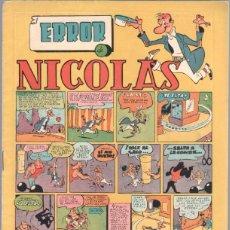 Tebeos: NICOLAS Nº 27 ORIGINAL EDICIONES CLIPER 1948. Lote 46930367