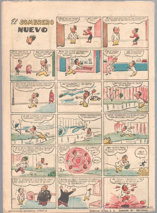 Tebeos: NICOLAS Nº 146 ORIGINAL EDICIONES CLIPER 1948 - Foto 2 - 46949077