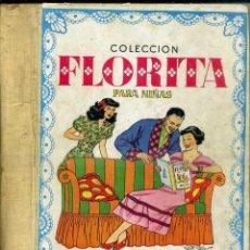 Tebeos: FLORITA TOMO III NÚMS. 41 A 60 - INCLUYE ALMANAQUE 1951. Lote 47240180