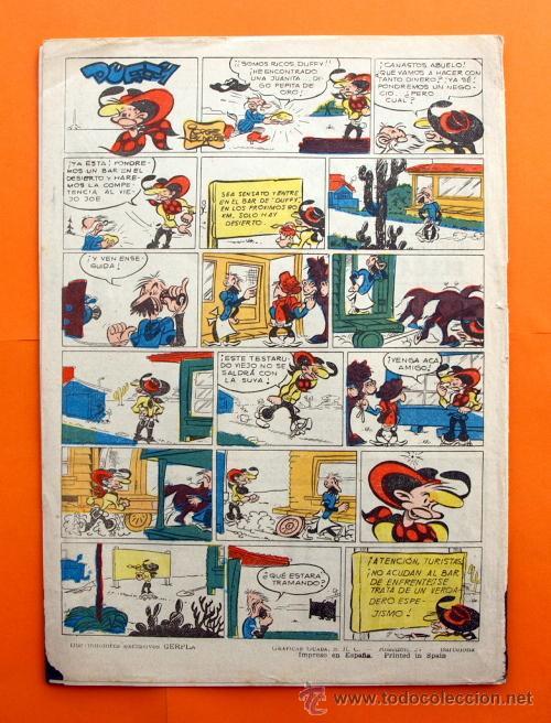 Tebeos: NICOLAS AÑO VII Nº 217 - EDITORIAL CLIPER 1948 - REVISTA SEMANAL DEL HUMOR - Foto 2 - 47351037
