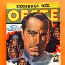Tebeos: HOMBRES DEL OESTE - Nº 40 - PAWNEE SCOUTS - POR J. LEÓN - EDICIONES CLIPER -. Lote 47671171