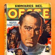 Tebeos: HOMBRES DEL OESTE - Nº 40 - PAWNEE SCOUTS - POR J. LEÓN - EDICIONES CLIPER -. Lote 47671282