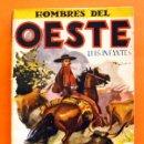 Tebeos: HOMBRES DEL OESTE - Nº 63 - LA RAMADA DEL ARROYO - POR J. LEÓN - EDICIONES CLIPER -. Lote 47671482
