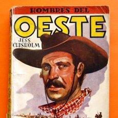 Tebeos: HOMBRES DEL OESTE - Nº 65 - LA RUTA DEL CHISSUM - POR J. LEÓN - EDICIONES CLIPER -. Lote 60875838