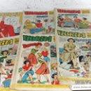 Tebeos: LOTE DE 34 NºS DE FLORITA. EDITORIAL CLIPER 1949. PORTES GRATIS.. Lote 49068554
