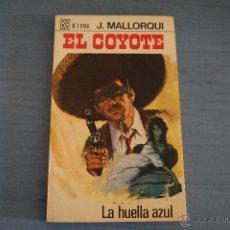 Tebeos: NOVELA DE:EL COYOTE,Nº38,AÑO 1968,DE J.MALLORQUI. Lote 49681882
