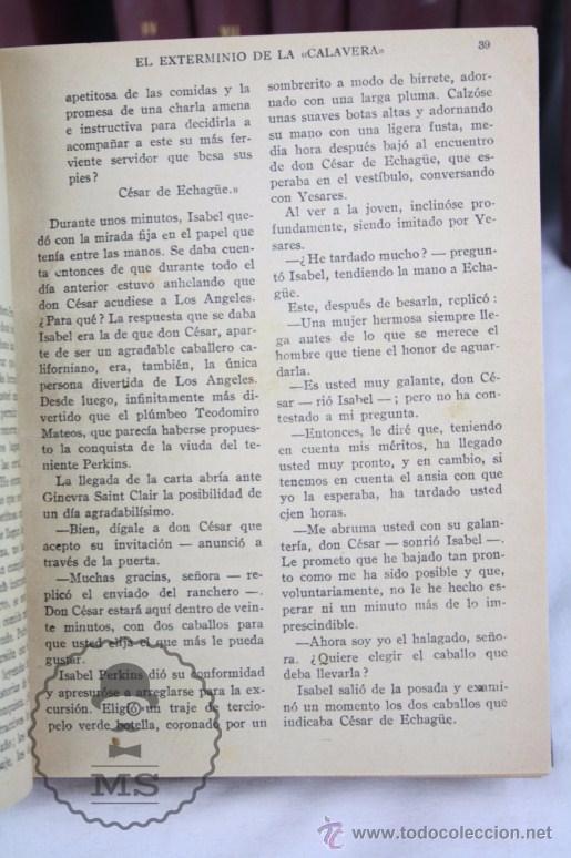 Tebeos: Colección de 10 Tomos con Números Encuadernados de El Coyote - Ed. Cliper - Incompleta - Foto 9 - 50494688