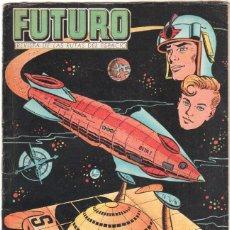 Tebeos: FUTURO ORIGINAL, COMPLETA Y SUELTA , 1 AL 20 EDICIONES CLIPER 1957, RARÍSIMO ENCONTRARLA COMPLETA. Lote 50746912