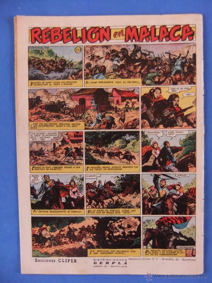 Tebeos: NUEVO COYOTE Nº 133 EDITORIAL CLIPER - Foto 2 - 50763432