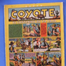 Tebeos: COYOTE Nº 26 EDITORIAL CLIPER. Lote 50763468