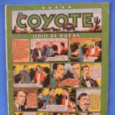 Tebeos: COYOTE Nº 27 EDITORIAL CLIPER. Lote 50763879