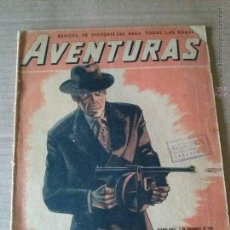 Tebeos: AVENTURAS Nº 11 - 1946 - GERPLA , BUENOS AIRES -T. Lote 51051005