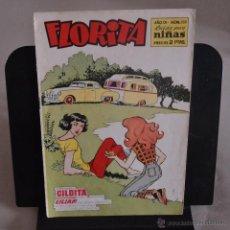 Livros de Banda Desenhada: FLORITA, Nº 358. LITERACOMIC.. Lote 52156653