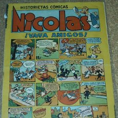 Tebeos: NICOLAS Nº 16 - CLIPER - ORIGINAL 1948- LEER. Lote 52594037
