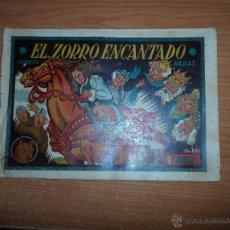 EL ZORRO ENCANTADO POR BATET EDITORIAL GERPLA AÑOS 40 ORIGINAL RARO