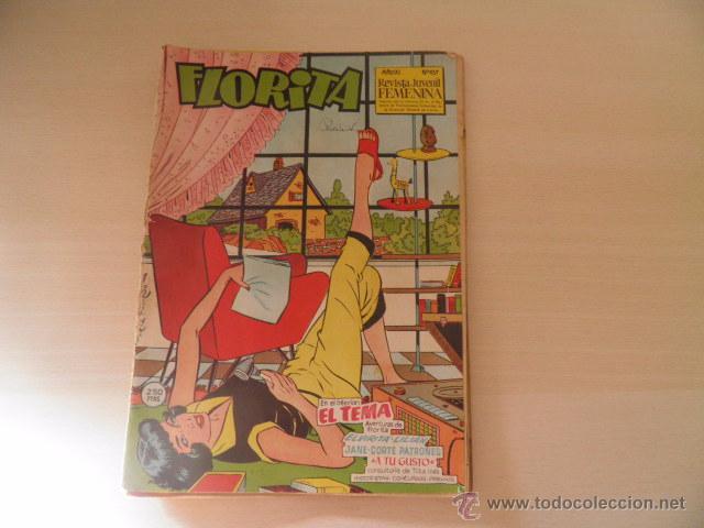 Tebeos: lote de florita - Foto 2 - 52853875