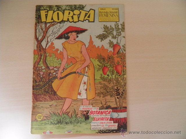 Tebeos: lote de florita - Foto 8 - 52853875