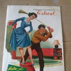 festival nº 6 - cliper -1951 - ta