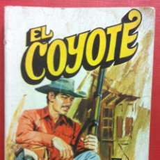 Tebeos: EL COYOTE Nº182-EL HOMBRE QUE PERDIO SU PASADO. Lote 53221134