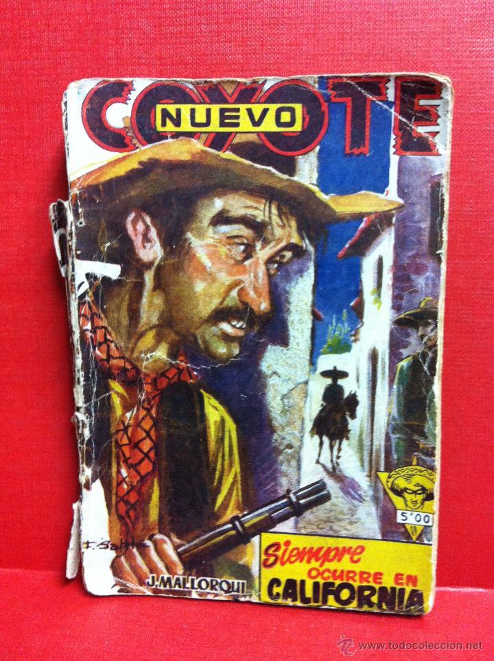Tebeos: LOTE NUEVO COYOTE 4 NUMEROS-Nº 18,35,59 Y 40 - Foto 2 - 53232791