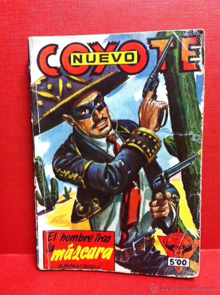 Tebeos: LOTE NUEVO COYOTE 4 NUMEROS-Nº 18,35,59 Y 40 - Foto 3 - 53232791