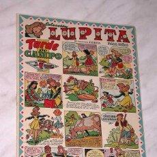 Tebeos: LUPITA Nº 1. EDICIONES CLIPER 1950. RIPOLL G. MESTRES, FRANK GODWIN, DARNÍS, MACIÁN, GARCÍA, SABATÉS. Lote 54002669