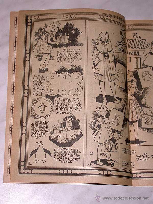 Tebeos: LUPITA Nº 37. EDICIONES CLIPER 1950. RIPOLL G. BADÍA, MACIÁN, BIELSA, SABATÉS, JULI, MONZÓN. +++ - Foto 3 - 54002726