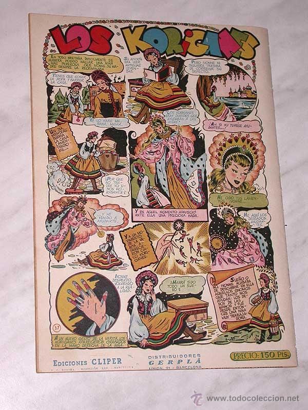 Tebeos: LUPITA Nº 37. EDICIONES CLIPER 1950. RIPOLL G. BADÍA, MACIÁN, BIELSA, SABATÉS, JULI, MONZÓN. +++ - Foto 4 - 54002726