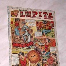 Tebeos: LUPITA Nº 41. EDICIONES CLIPER 1951. RIPOLL G. BADÍA, MACIÁN, BIELSA, JULI, GARCÍA, CELMA, JOR DOM.. Lote 54002745