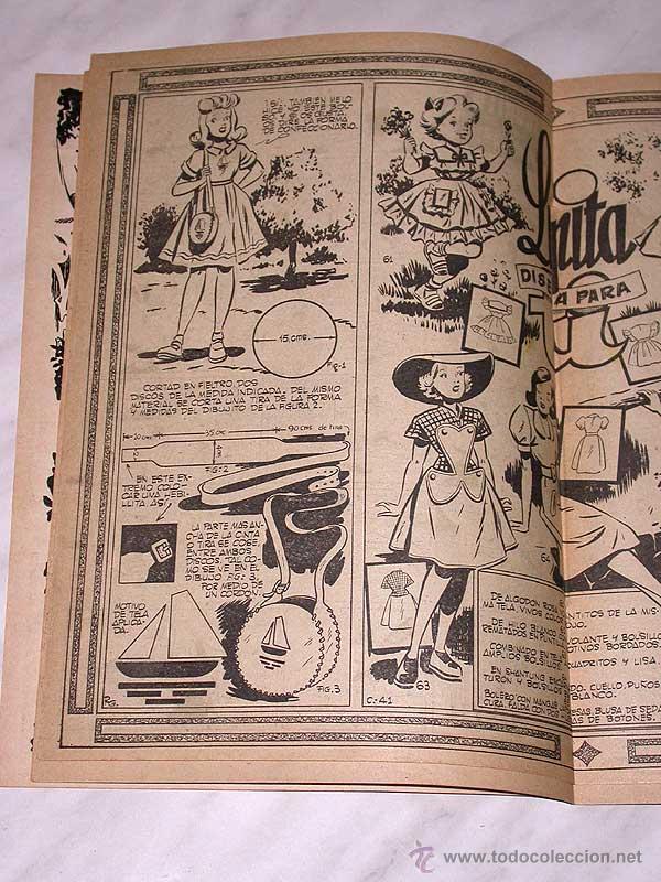 Tebeos: LUPITA Nº 41. EDICIONES CLIPER 1951. RIPOLL G. BADÍA, MACIÁN, BIELSA, JULI, GARCÍA, CELMA, JOR DOM. - Foto 3 - 54002745