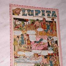 Tebeos: LUPITA Nº 43. EDICIONES CLIPER 1951. RIPOLL G. MACIÁN, BIELSA, IRANZO, GARCÍA, SABATÉS, MONZÓN. ++. Lote 54002757