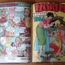 Tebeos: FLORITA. REVISTA PARA NIÑAS. AÑOS 50. TOMO XI + ALMANAQUE 1954.. Lote 54060421