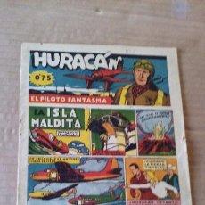 huracan nº 7 - el piloto fantasma 1942 -- gerpla , cliper- ta