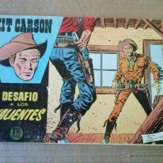 kit carson nº 3 - cliper - gerpla - original - ta