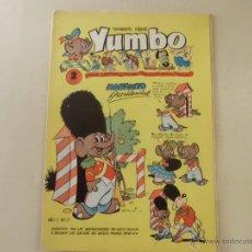 Tebeos: YUMBO Nº 27 CLIPER. Lote 54747385