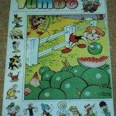 Tebeos: YUJMBO Nº 296 - CLIPER 1958 ORIGINAL- LEER TODO. Lote 54876660