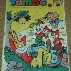 Tebeos: YUMBO Nº 350 - CLIPER ORIGINAL. Lote 54876677