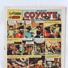 Tebeos: CÓMIC EL COYOTE - EN EL CASTILLO DE OXFORD. Nº 120 - ED. CLIPER, AÑO 1952. Lote 54895692