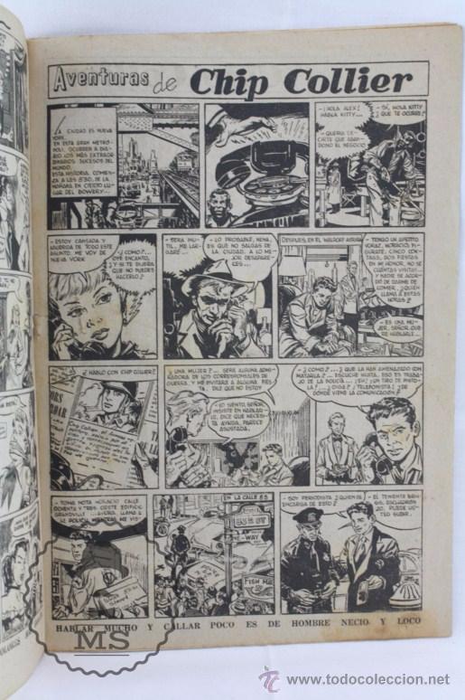 Tebeos: Cómic El Coyote - En el Castillo de Oxford. Nº 120 - Ed. Cliper, Año 1952 - Foto 2 - 54895692