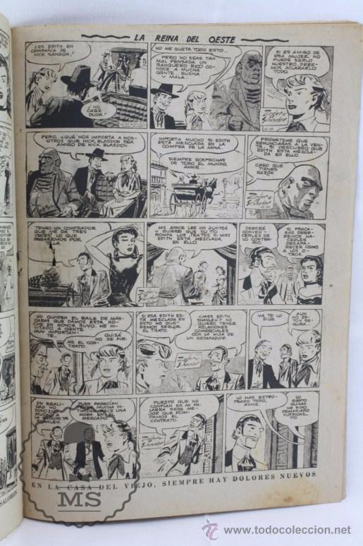 Tebeos: Cómic El Coyote - En el Castillo de Oxford. Nº 120 - Ed. Cliper, Año 1952 - Foto 3 - 54895692