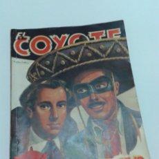 Tebeos: EL COYOTE. 1A. EDICION 1946. Nº 34. PADRE E HIJO.. Lote 54954119