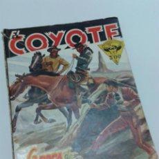 Tebeos: EL COYOTE. 1A. EDICION 1946. Nº 36. LA ROCA DE LOS MUERTOS.. Lote 54954250