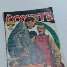 Tebeos: EL COYOTE. 1A. EDICION 1947. Nº 45. LOS SERVIDORES DEL CIRCULO VERDE.. Lote 54954482