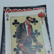 Tebeos: EL COYOTE. 1A. EDICION 1947. Nº 46. SEIS TREBOLES.. Lote 54954569